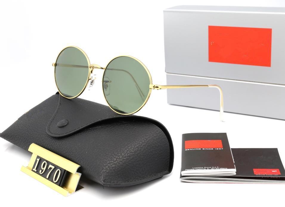 Brillen Metall Full Frame Mode Runde Sport Schatten Frauen Sonnenbrille Marke Designer Für Männer Sonnenbrille Goggle Brillen WX35