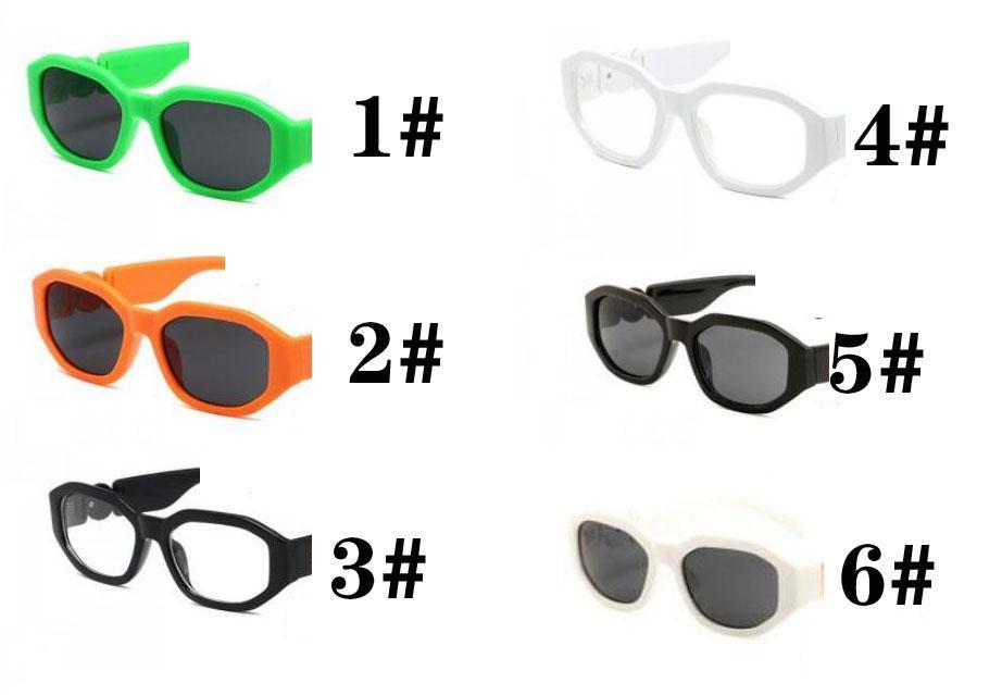الصيف المرأة الأزياء القيادة نظارات الشمس 6 ألوان الأسود الأخضر الصيد الرجل شاطئ الشمس جلاس الرياح في الهواء الطلق الدراجات نظارات إطار صغير