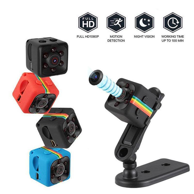 HD 1080P Инфракрасная ночное видение Воздушная спортивная камера DV камеры Спорт открытый Mini DV Voice Video Recorder Action Camera Mini CPY камера