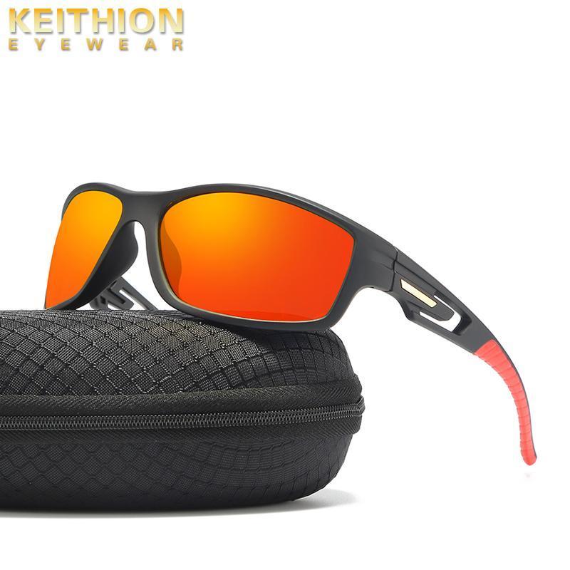 TR-90 поляризованные солнцезащитные очки для рыбалки мужчины женщины очки UV400 на открытом воздухе вождения солнцезащитные очки