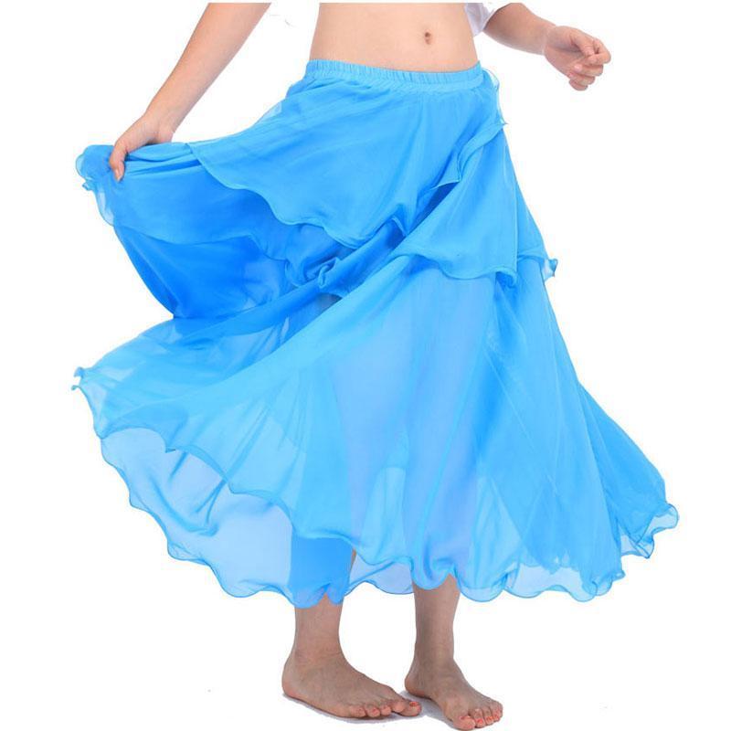 Indien Frauen Bauchtanzhose Tanzen Hose Bellydance Röcke Dancewear Hose Tribal Rock Bühnenabnutzung