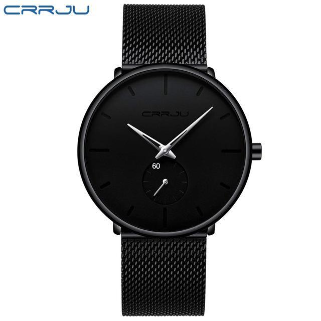 Лучшие брендовые моды мужские кварцевые часы роскошные часы мужчины повседневная стройная сетка стальная водонепроницаемая спортивная наручные часы Relogio Masculino Montre de luxe