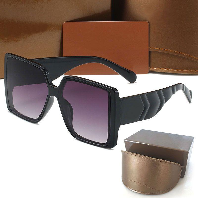 Brand di alta qualità Womans Occhiali da sole di lusso Mens occhiali da sole 3543 Protezione UV Designer Designer Occhiali da vista Guasamento Metallo Cerniera Metallo Moda Donna Occhiali da donna con scatole