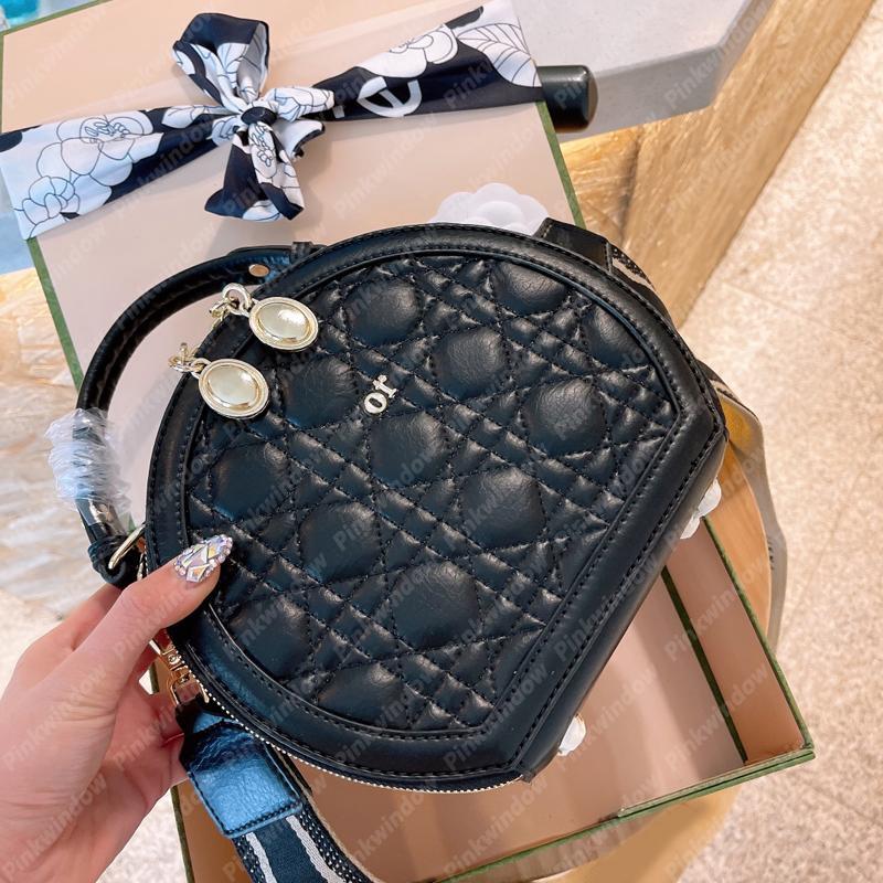 أزياء دائرية حقائب الكتف 2021 حقيبة يد حقيبة مصمم حقيبة مصممي الفم الرصيف حقائب حقائب اليد حقيبة crossbody tweses 2105073l