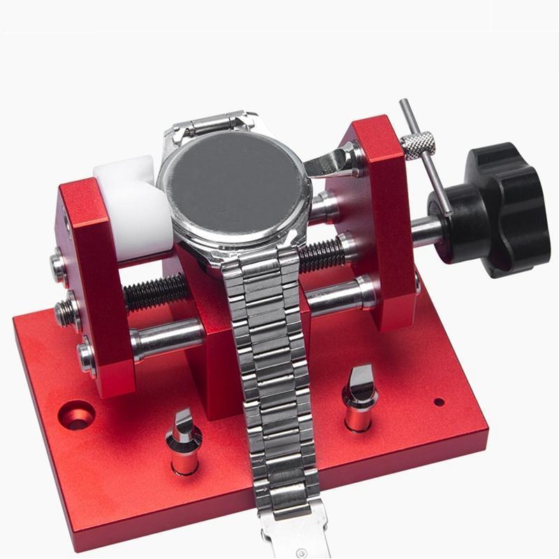 Наблюдательный инструмент для ремонта часовщиков на обратном чехол на задний чехол. Наборы Workbench Remover Tools