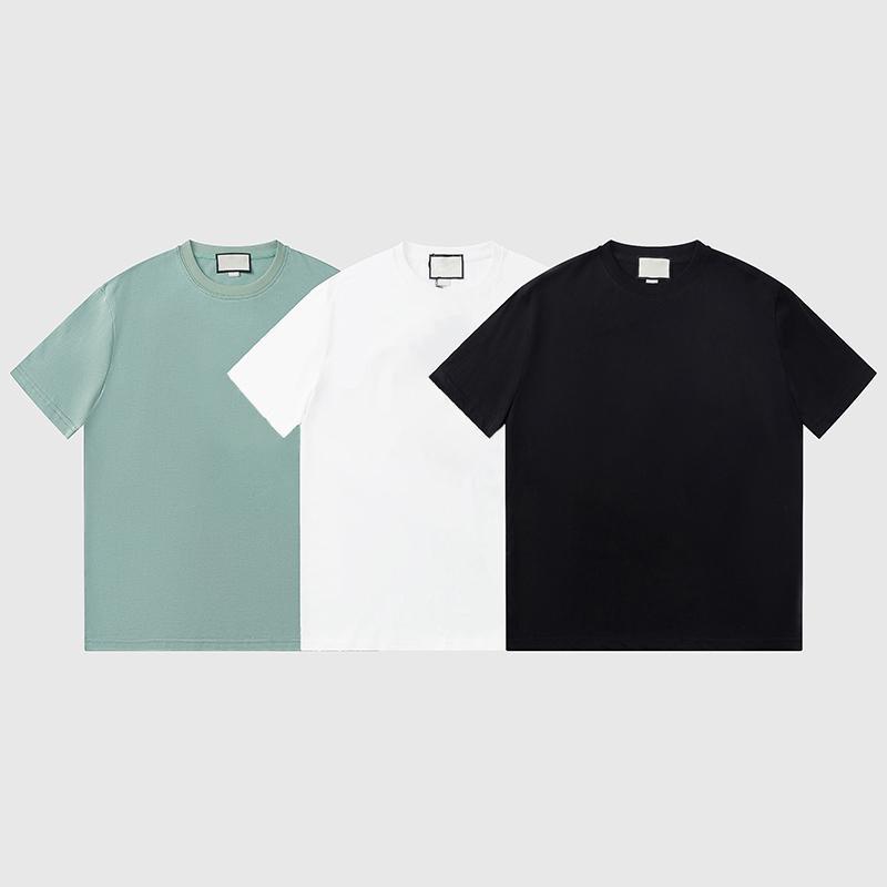 망 티셔츠 인과 원인 여름 패션 클래식 크루 넥 동물 커플 이탈리아 스타일 짧은 소매 HJ2
