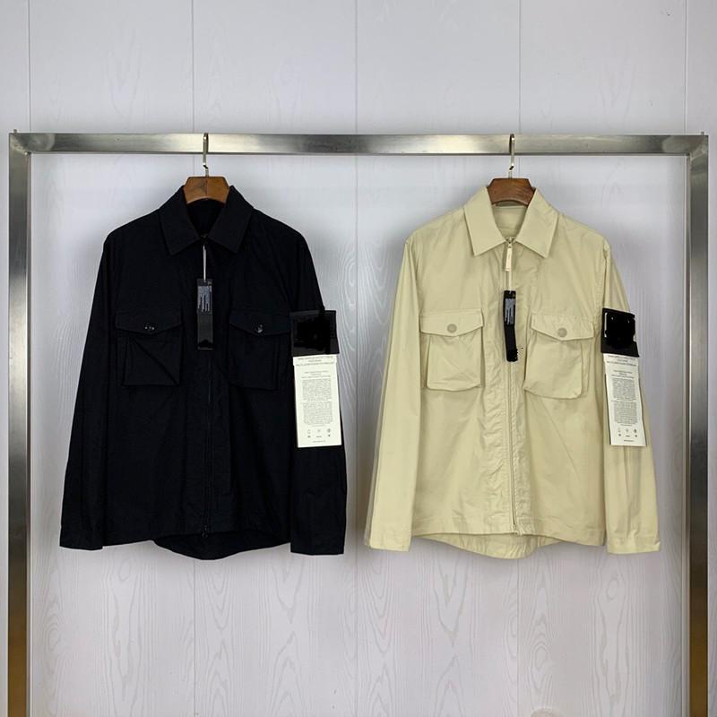 Tasarımcılar Erkek Ceket Luxurys Hoodie Ceketler Moda Wintercoats Rüzgarlık Coat Açık Streetwear S8183