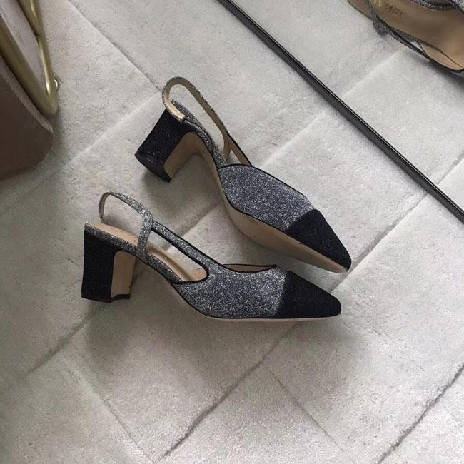 Yaz kadın kalın topuk rahat ayakkabılar üst dikiş deri platform sandalet bej zarif kısa topuk sandalet