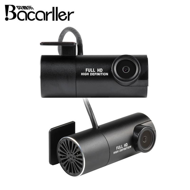 Hidden Car DVR LENS DASH DASH CAM USB Mini Cámara ADAS AUTO VIDEO DIGITAL Recorder HD Visión nocturna para Android Player DVRS