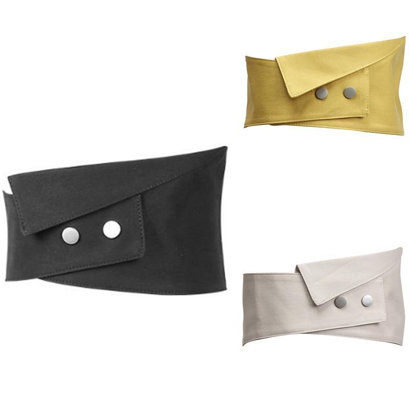 أحزمة الخصر حزام واسعة النسيج حزام ضئيلة مشد مكتب السيدات أزياء حزام