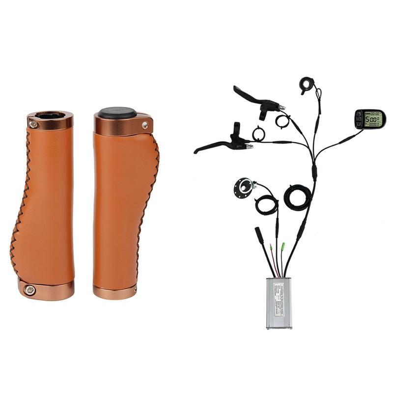 Strumenti Bicicletta Cycling Stewer Waterbar Protector Cover con controllore a onda sinusoidale elettrica 36V / 48V 500W 22A 22A