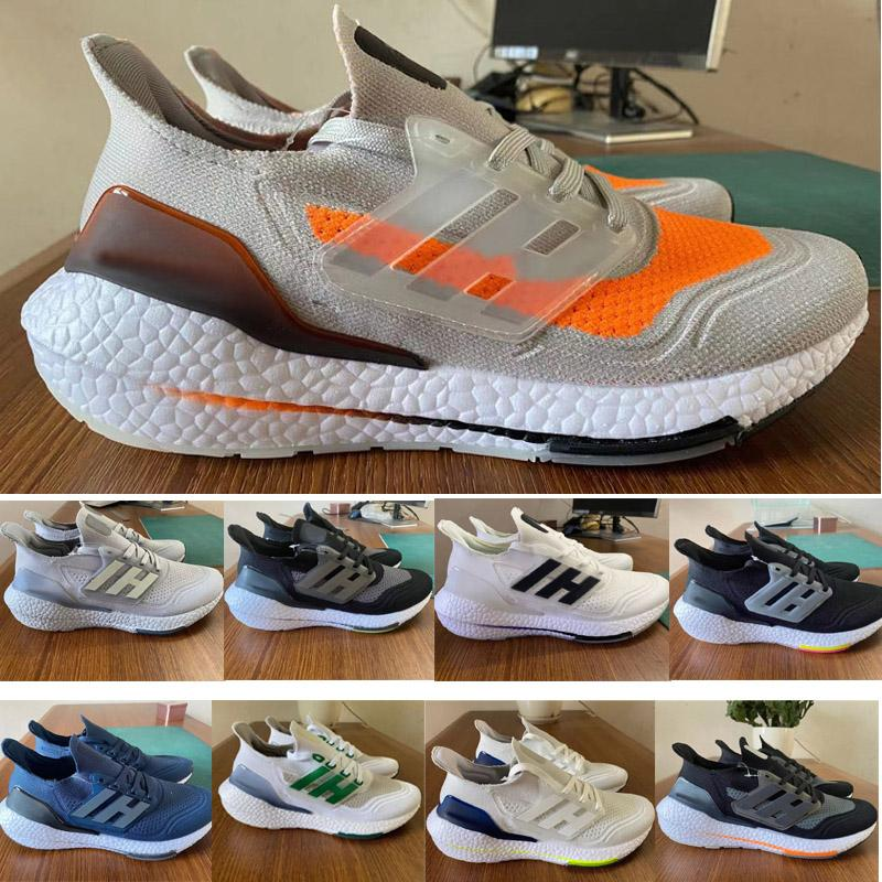 2021 UltraBoost 7.0 21 Correndo Sapatos Respirar Trainer para Homens Mulheres Lover Speak Sneaker