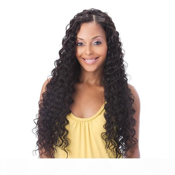 Indian profundo cabelo humano cabelo lace dianteira peruca de renda completa cabelo virgem não transformada com alças