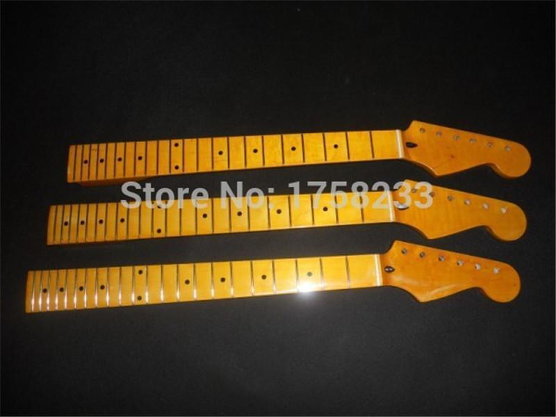 2021 DIY 기타 액세서리 Stratocaster fingerplate 21 프렛 목