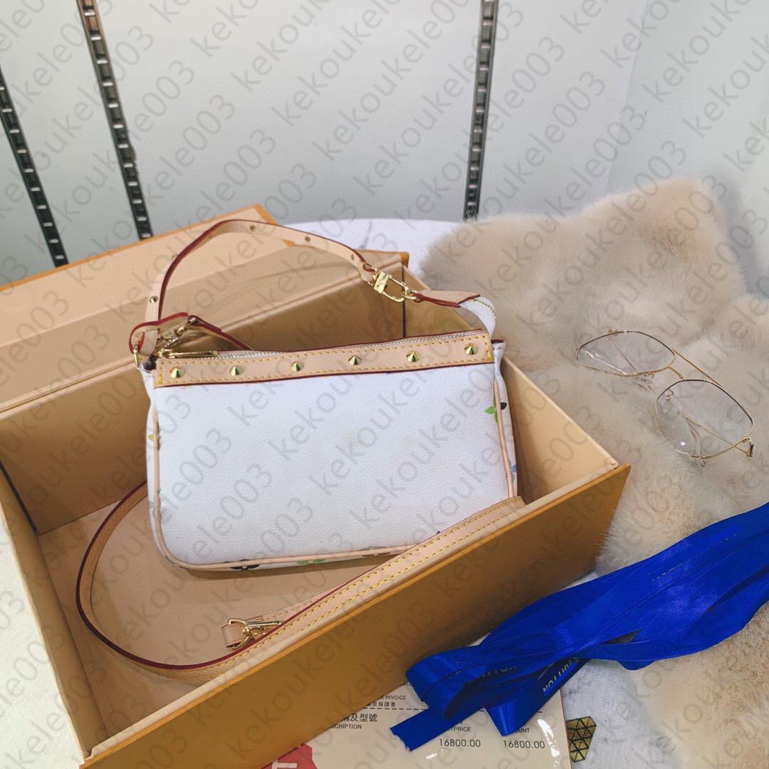 High Quality Hobo Fourre-tout célèbre sac m0nogramme cuir véritable design de luxe de luxe sacs à main femmes bandoulière sacs à bandoulière favorite MM vrais sacs à main