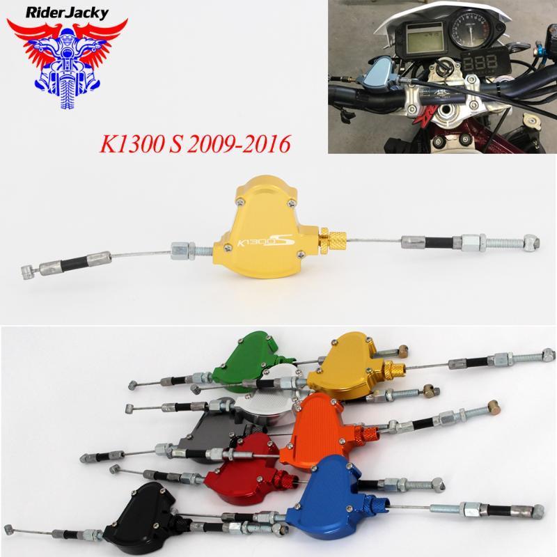 Freios de motocicleta CNC Stunt Alavanca Fácil Pull Cable System para K1300 S 2009-2021 K1300S 2021 2014 2013 2011 2011 2010