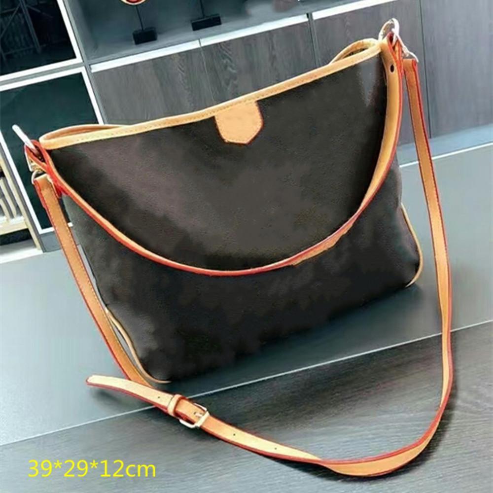 حقائب الكتف النساء حقائب الكتف ميدوم حقائب اليد الفاخرة الأزياء حقيبة تسوق crossbody مع الزهور المطبوعة 4 أنماط جودة عالية