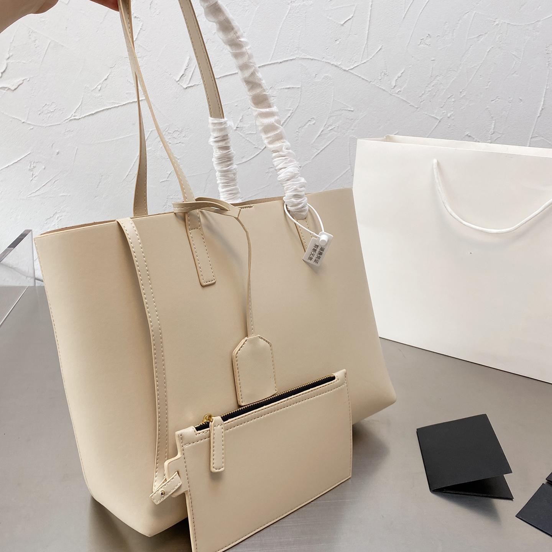 Luxurys Designers Sacs Sac à main Femmes Sac à provisions Grande Quantité Quantité High Quanlity Femelle Sacs à bandoulière Grande marque Deerskin Motif Tissu