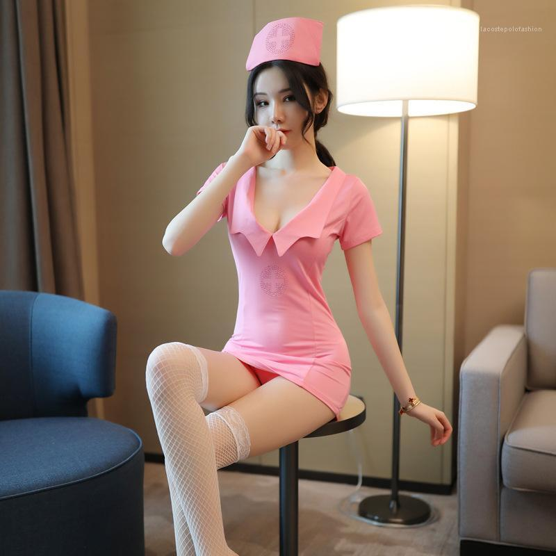 Эротическое женское белье женское нижнее белье сексуальный набор женщин дизайнерская одежда новая повседневная мода страсть женская одежда медсестра