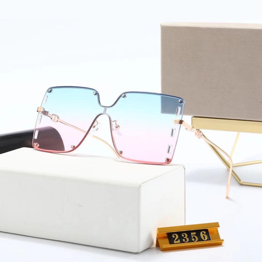 2021 Moda Güneş Gözlüğü High-end Marka Tasarım Polarize Erkek Ve Kadın Evrensel Boy Köşeli Gözlük UV400