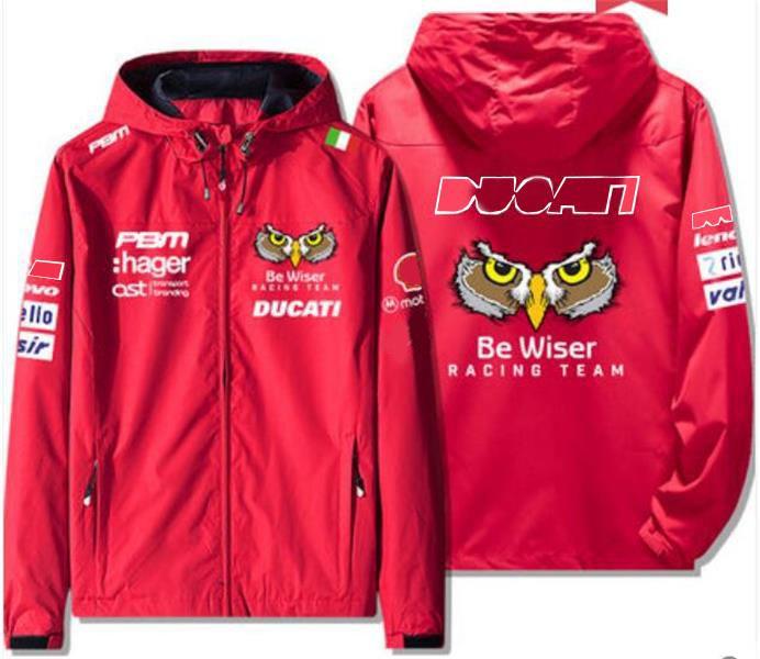 F1 Team Racing Suit New F1 Jacket Jacket Giacca da uomo Abbigliamento da lavoro
