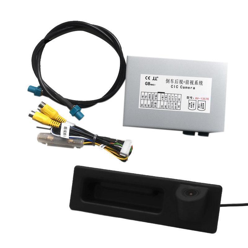 Auto Rückansicht Kameras Parking Sensor Camera Interface für 5 Series F10 F10 F07 2011-2012 Sn Cic System Umkehrendecoder Modul