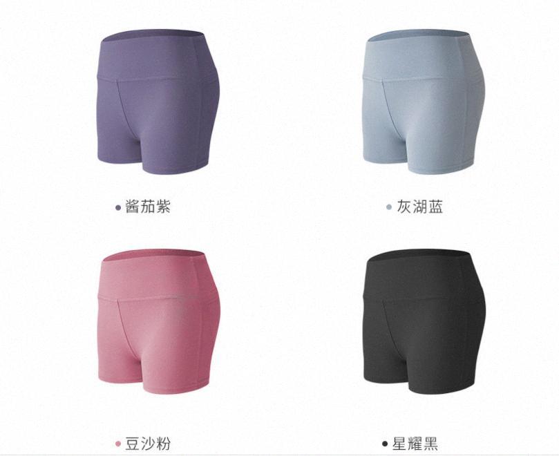 Sommer Frauen Yoga Shorts Hintern Heben Sport Gym Workout Sexy Stretchy Hosen Booty Kurze Hohe Taille Hot Hose Y7ww #