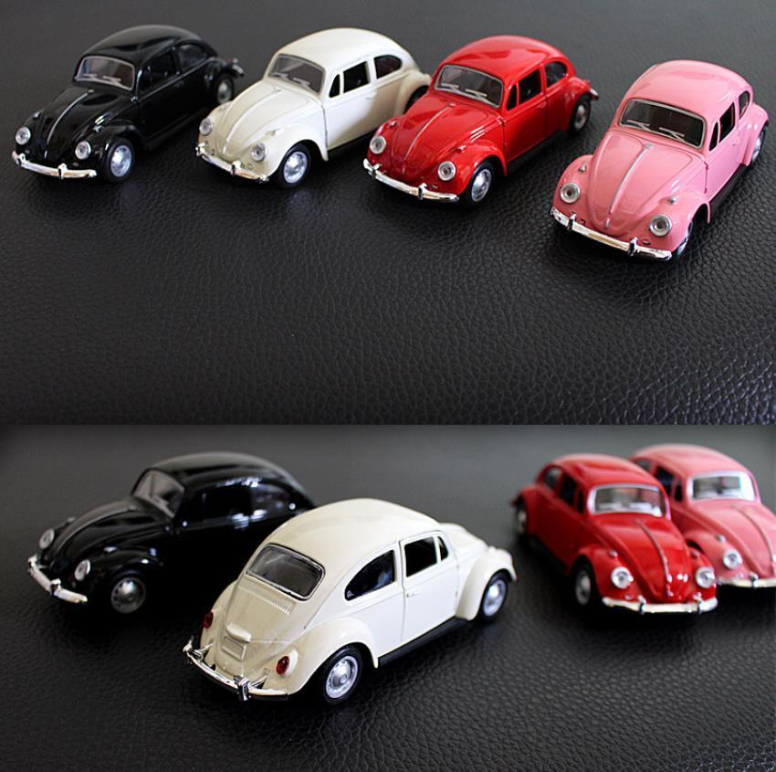 Allega pressofusione di metallo collezione giocattolo modello classico modello auto accessori per la torta di compleanno decorazione dei bambini regali per bambini