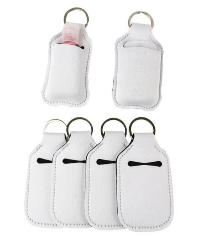30 ملليلتر التسامي فارغة النيوبرين حامل العطور المفاتيح SBR مريمون زجاجة مجموعة أبيض