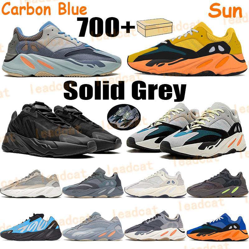 700 mnvn عداء الشمس كريم الرجال النساء الاحذية og الصلبة رمادي enflame العنبر الكربون الأزرق فائدة الأسود تيفرا المدربين الرياضة أحذية رياضية
