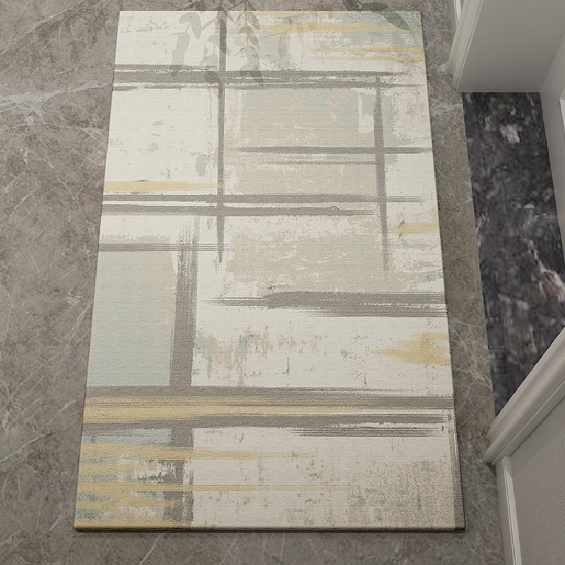 Modern Style Sand Scraping Dust Door Entrance Mat Hallway Home Kitchen Bath Non-slip Rug Removal Carpet Footpad Doormat Mats