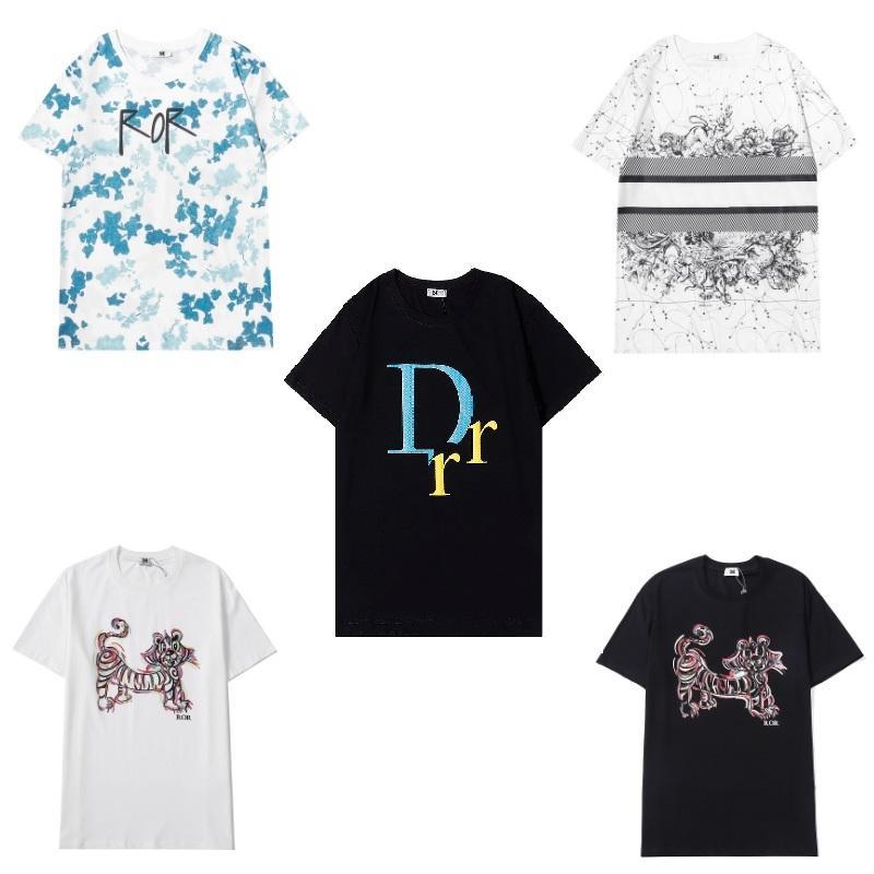 Großhandel männer t-shirts mädchen tshirt top qualitätsbrief gedruckt viele atmungsaktive applique t-shirt frauen jacken, wenn Sie mehr 3 stücke kaufen