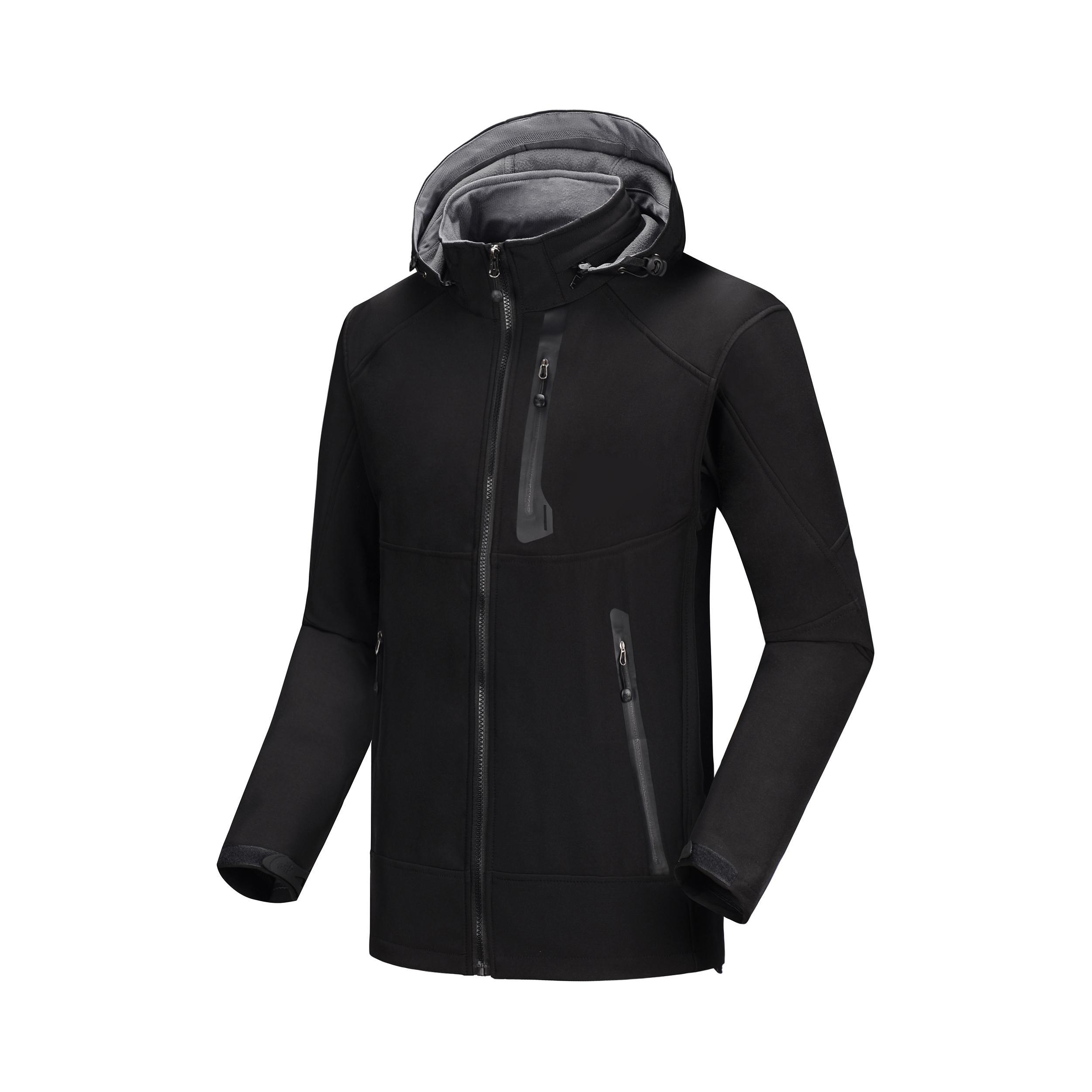 Uomini Giacca classica all'aperto Impermeabile Traspirante Softshell Sport Cappotti Sci Escursionismo Antivento Antivento Inverno Outwear Men Uomo Escursionismo Giacche