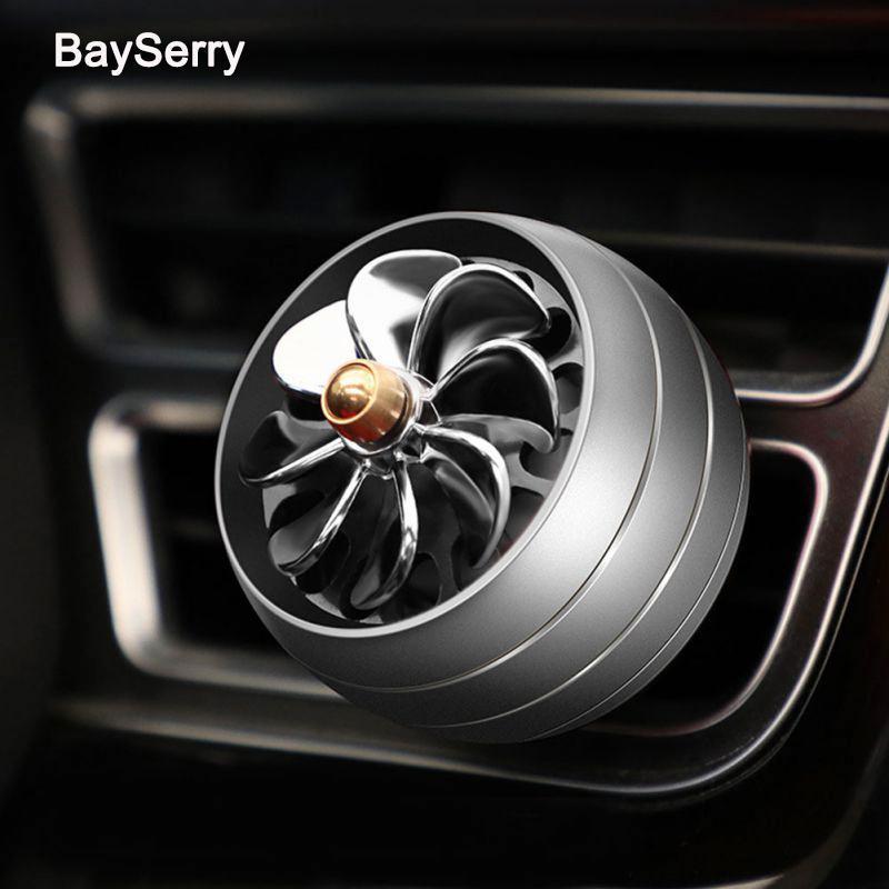 Titular do telefone celular suportes Bayserry Air Freshener cheiro no estilo de ventilação de estilão aromatizante para automóvel para acessórios interiores