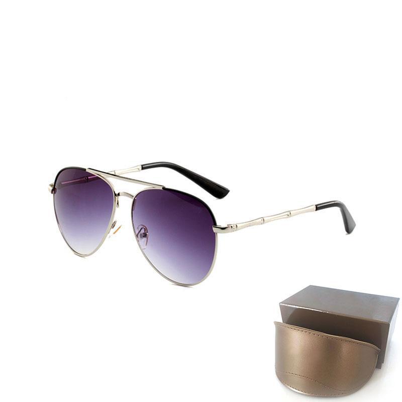 جودة عالية مصمم النساء النظارات الشمسية 4271 الفاخرة رجل نظارات الشمس uv حماية الرجال النظارات التدرج المعادن المفصلي أزياء النساء نظارات مع صناديق أصلية