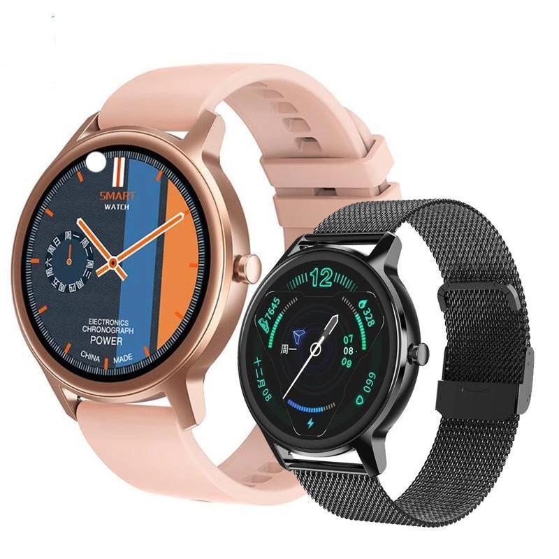 Женщины Мужчины Спорт Smart Watch IP67 Водонепроницаемый Сердцетеры Артериальное Давление Кислородный Монитор Сном Монитор Фитнес Трекер Браслет с Розничной системой