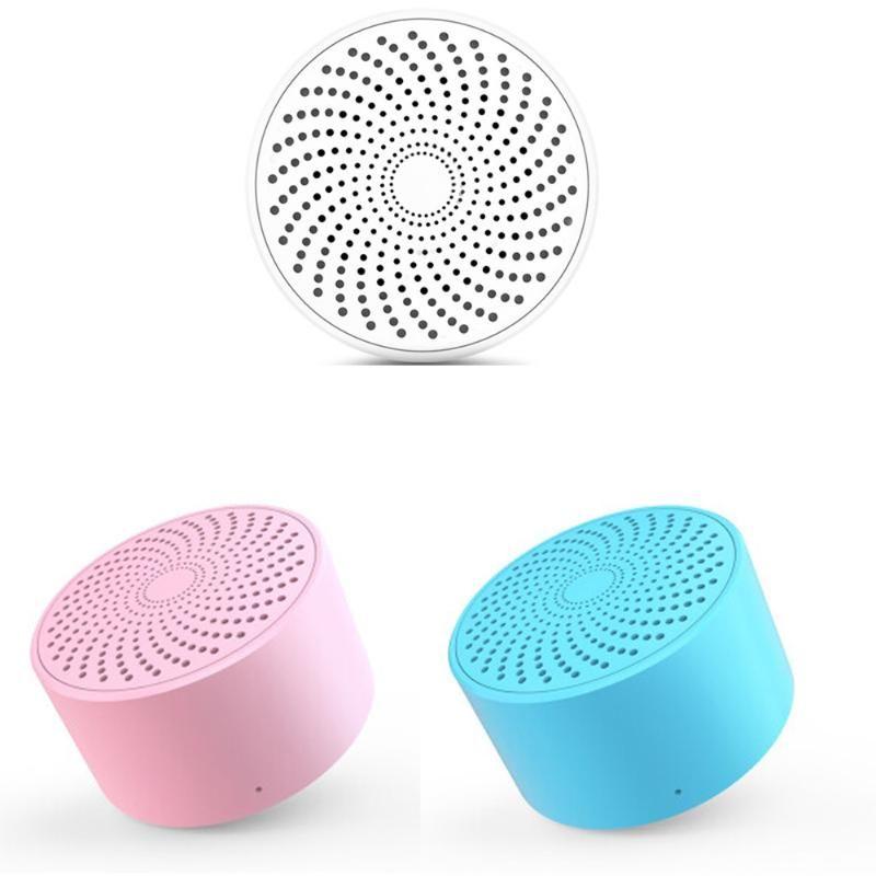Bluetooth-динамик Mini Wireless со светодиодом TF USB Stereo Subwoofer MP3 Audio Music Player Player Portable