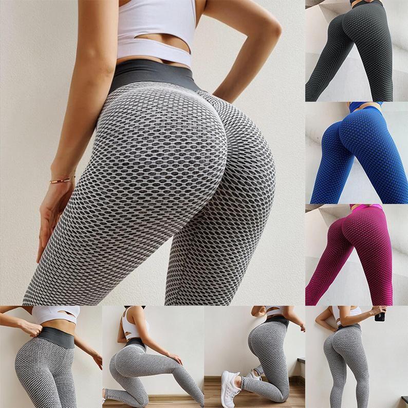 Designer Designer Sexy Pantaloni da yoga Leggings Life Allinea Allinea Sport Gym Indossare Legging Elastico Fitness Lady Giordina Complessiva Collant Allenamento