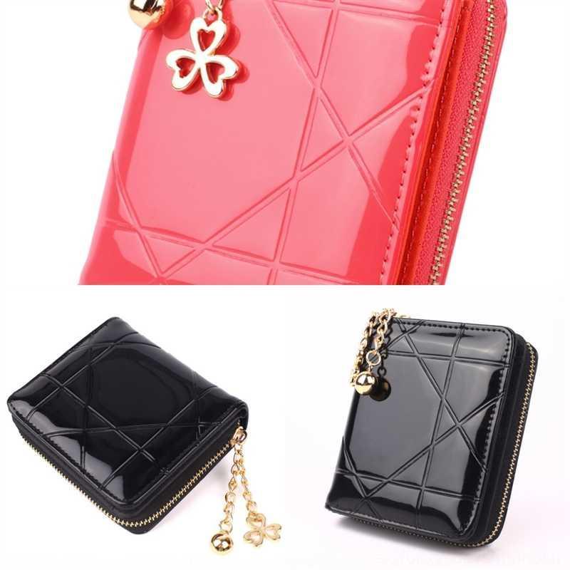 GJX Victorine Holder Designer Womens Compact Цветочная тиснение карт Zippy Key Cleam Colet Wallet Case для 11 кошелька мешочек мини-почет