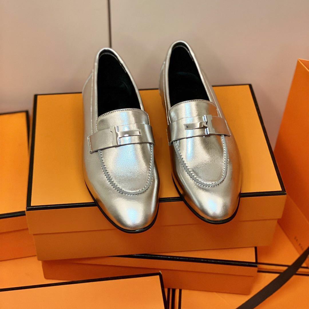 En kaliteli tasarımcı lüks erkek rahat ayakkabılar buzağı derisi minimalist spor ayakkabı bir çift ayakkabı son dört mevsim boyutu35-42
