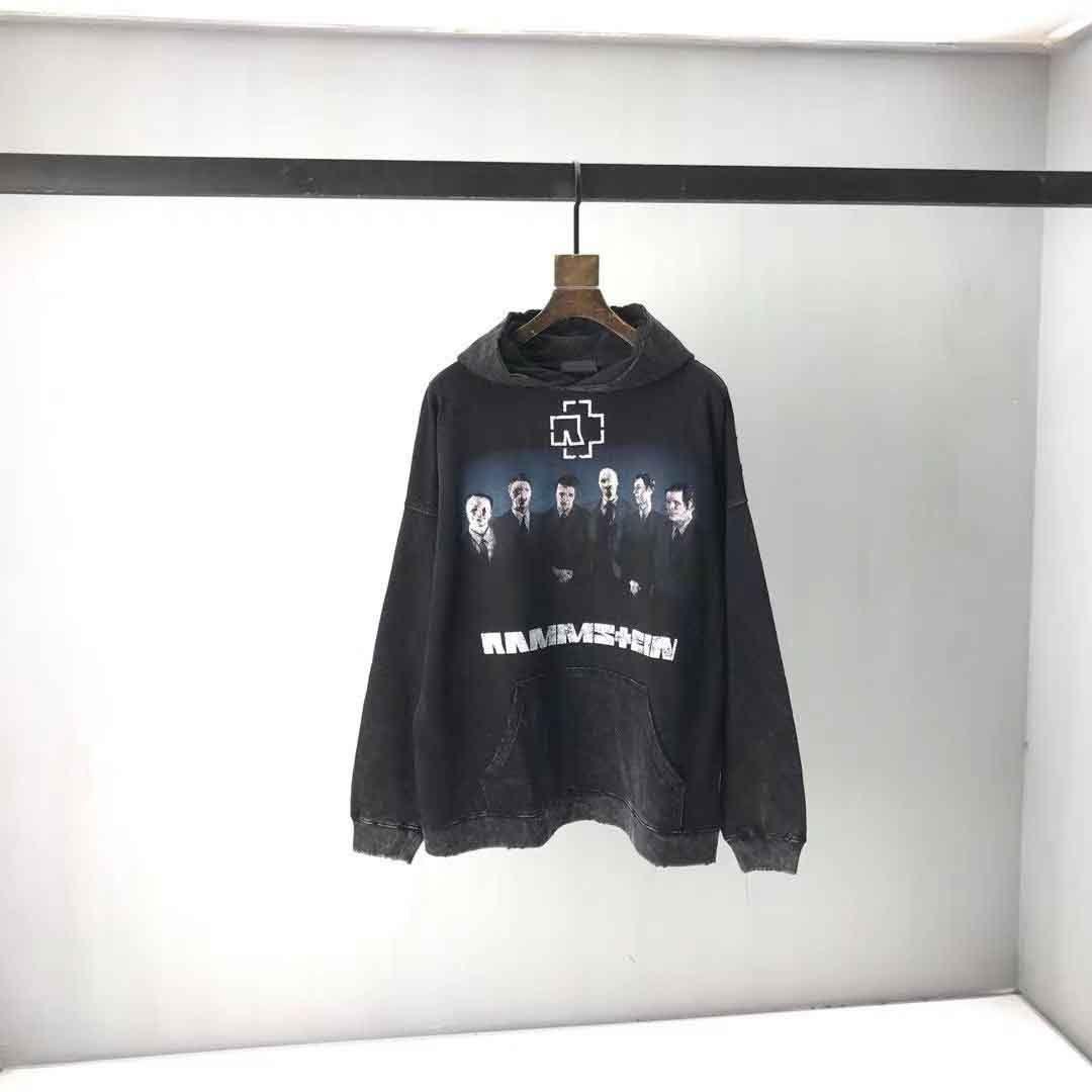 Модные толстовки женщины мужская куртка с капюшоном студенты повседневные флисовые вершины одежды унисекс толстовки пальто футболки KI20