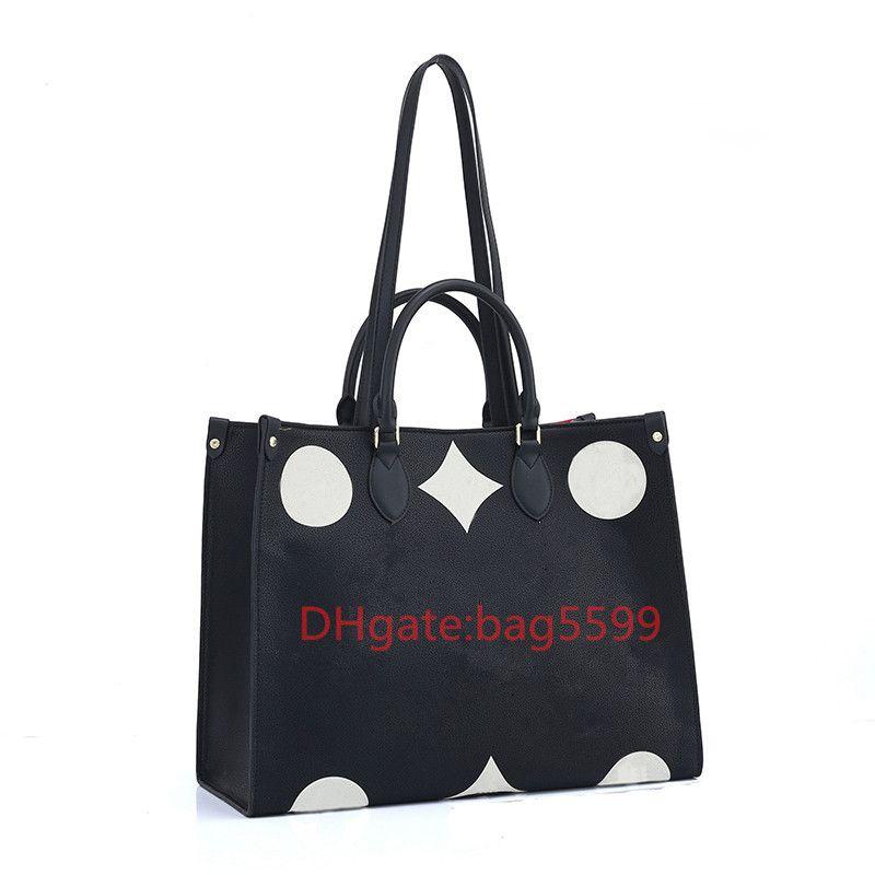 2021 Роскошный дизайнер женская кожаная сумка мода девушка на плечо сумки путешествия мессенджер сумочка высокая емкость мать магазин