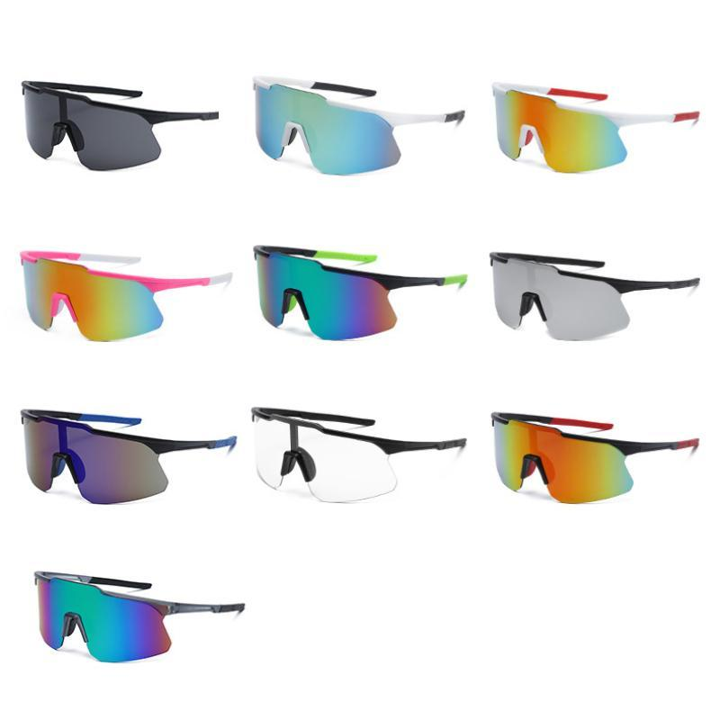 Outdoor Eyewear Bicycle Glasses Sport Mountain Bike Road Cycling Goggles Anti-ultraviolet Sunshade Sunglasses