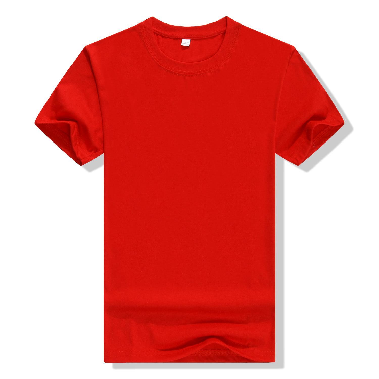 2019 Brand New Mens Cotton T Shirt Colori solidi T-Shirt Top Fashion Tshirt Mens Tee Altri colori 3xlsoccer Jersey