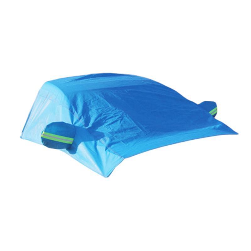 방풍 방수 자동차 앞 유리 태양 그늘 보호자 눈 얼음 커버 승객 (푸른, 햇빛