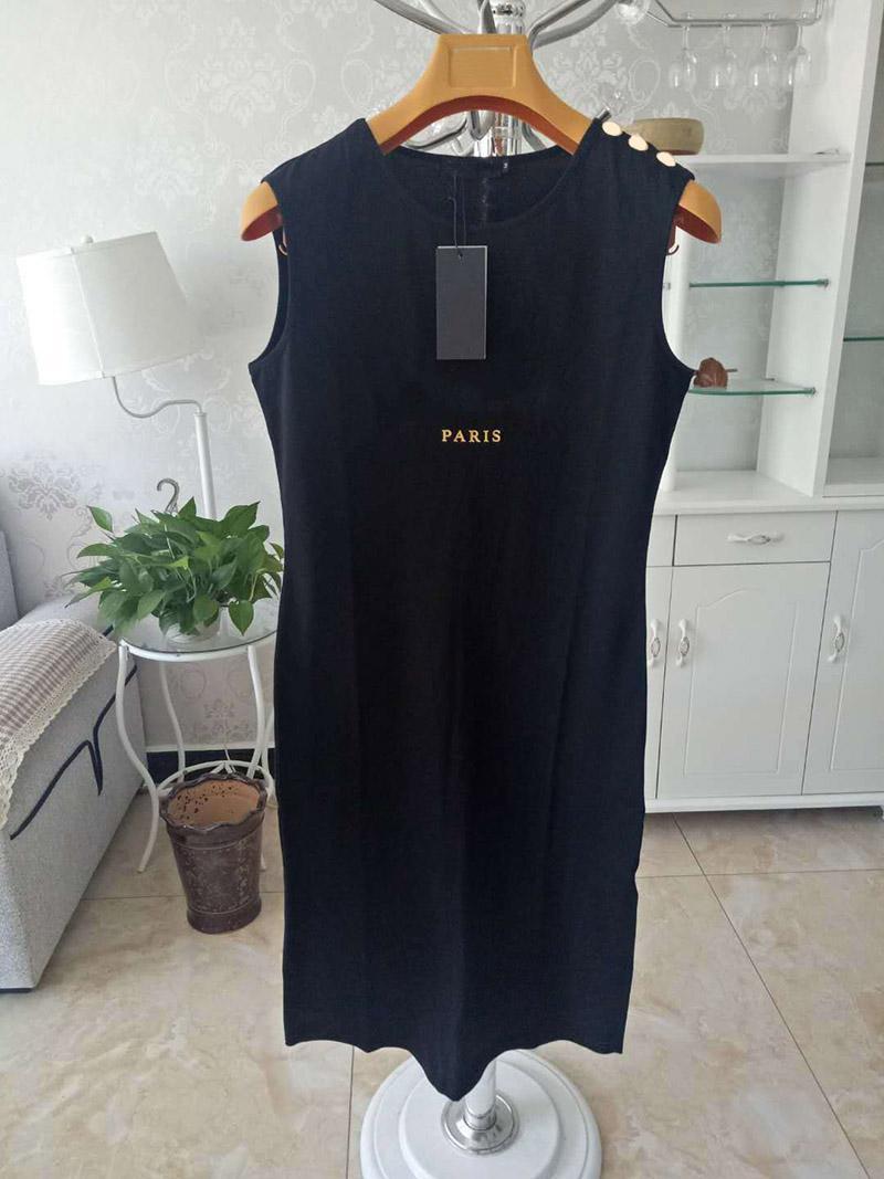 Womens T 셔츠 드레스 최고 품질 숙녀 패션 디자이너 짧은 소매 4 색 여성 의류 크기 S-L