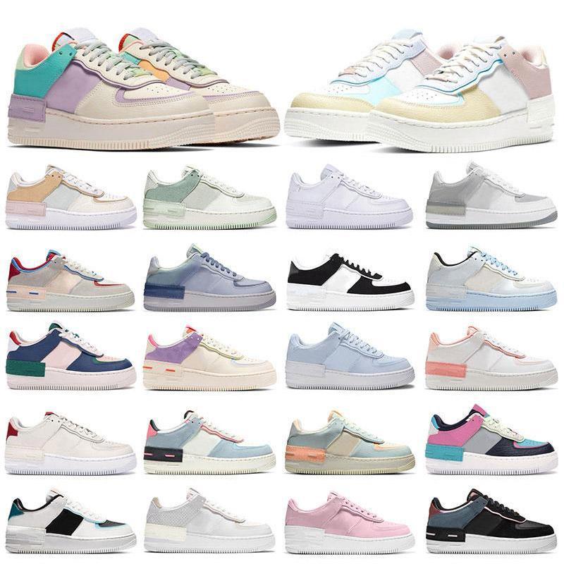 """"""" Nike"""" Homens Correndo Sapatos Mulheres Sombra Sapatilhas Baixo Branco Branco Linho Preto Plataforma de Alta Qualidade Treinador Mens Eur36-40"""