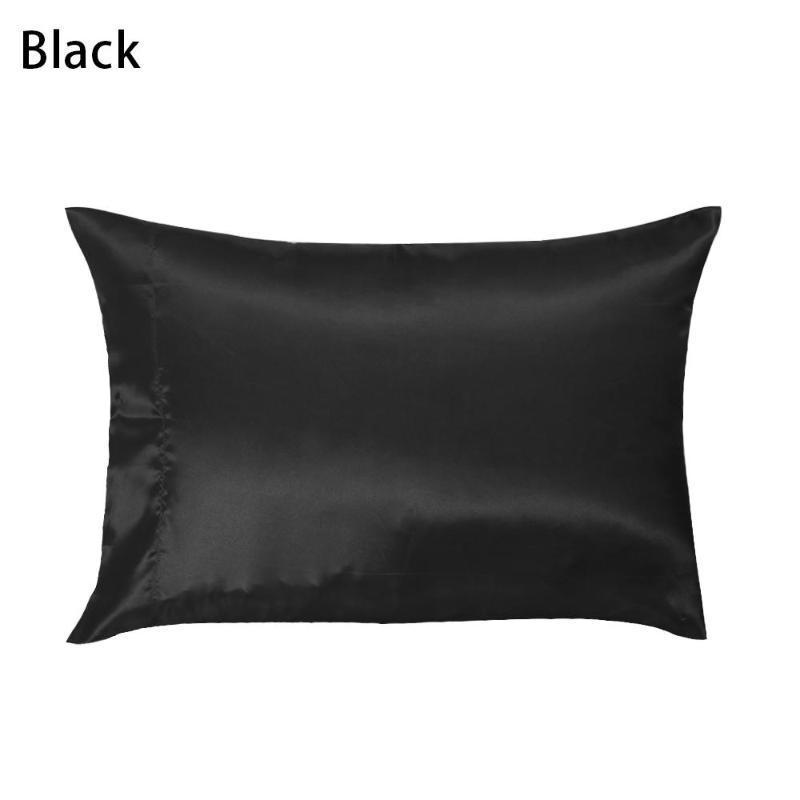 PCS Pure Pure Mulberry Silk Pillow Case Fodera Cover Casalinga Queen Standard 50x76cm