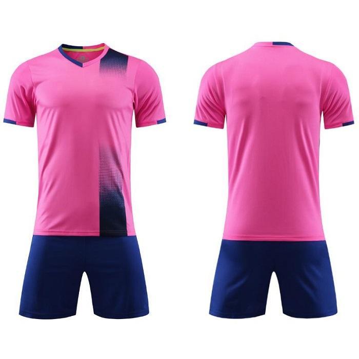 2021 Jersey de futebol Define Camisa de Futebol de Futebol e Mulheres de Treinamento para Adultos Terno de Tabuleta de Luz Personalidade de Manga Curta Infantil 006