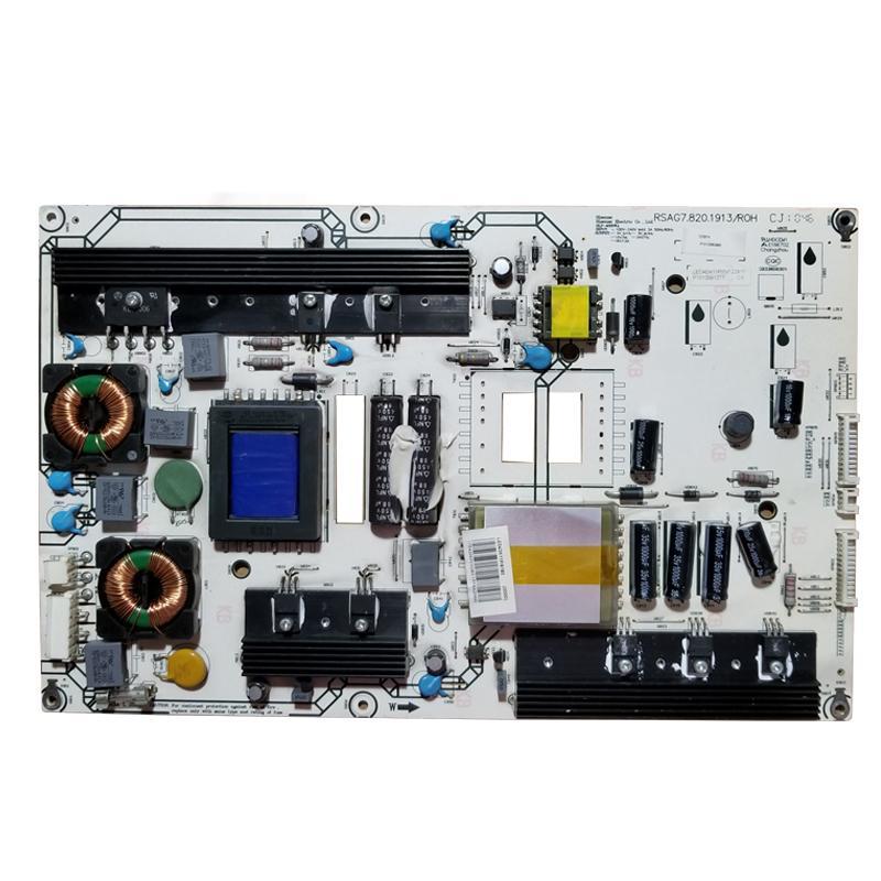 Бесплатная доставка оригинальный ЖК-монитор питания доска PCB блок RSAG7.820.1913/ROH HLP-4055WA для Hisense LED42K16X3D LED46K16X3D